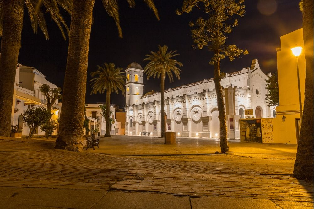 Plaza Santa Catalina